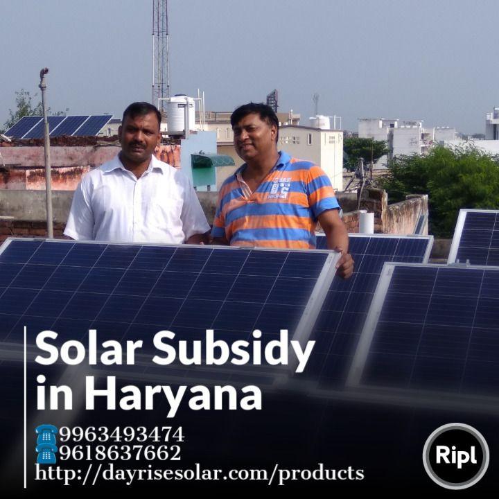 Solar Subsidy In Haryana Solar Power Solar Panels 9963493474 9618637662 Https Ift Tt 2oawgd8 Dayris Solar Solar Panel Cost Most Efficient Solar Panels