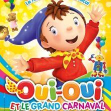 Oui-Oui et le Grand Carnaval am 10.11.2013 in der Arena Genève/Genf. Tickets gibt's hier: www.ticketcorner.ch/oui-oui oder an allen Vorverkaufsstellen