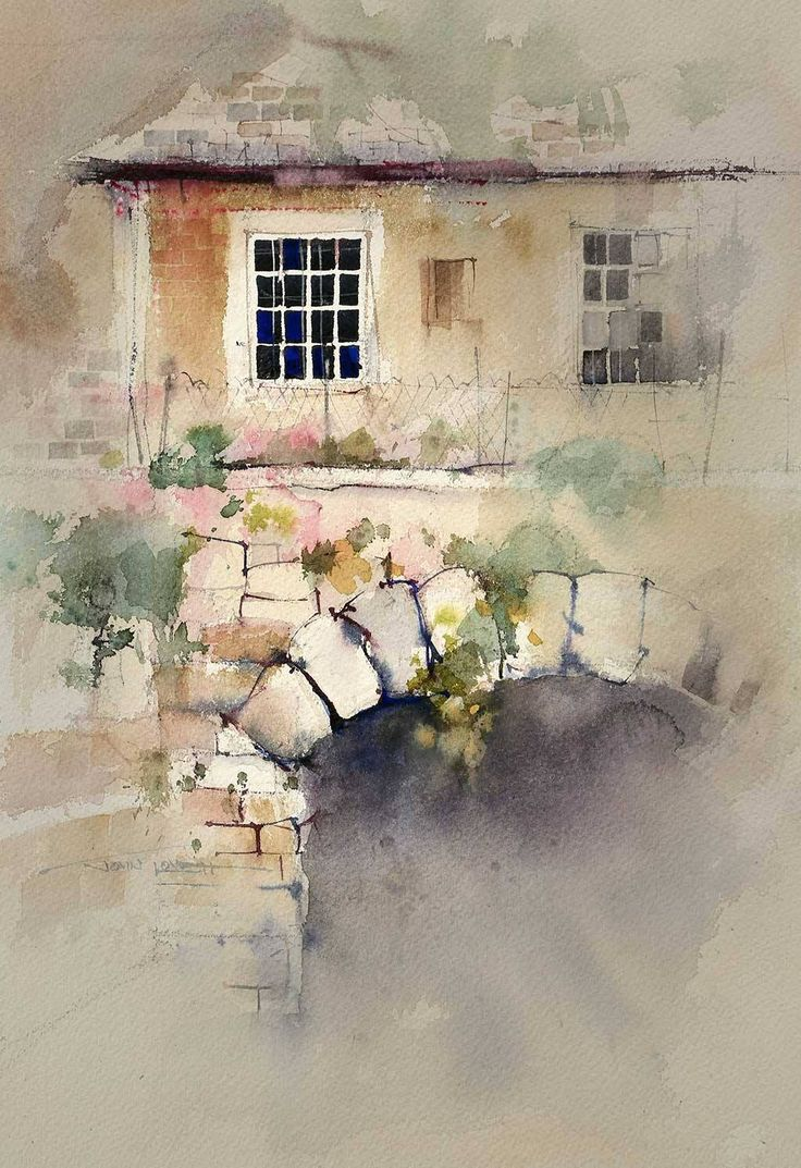 Watercolor artist magazine review - John Lovett Artist Watercolor Jd