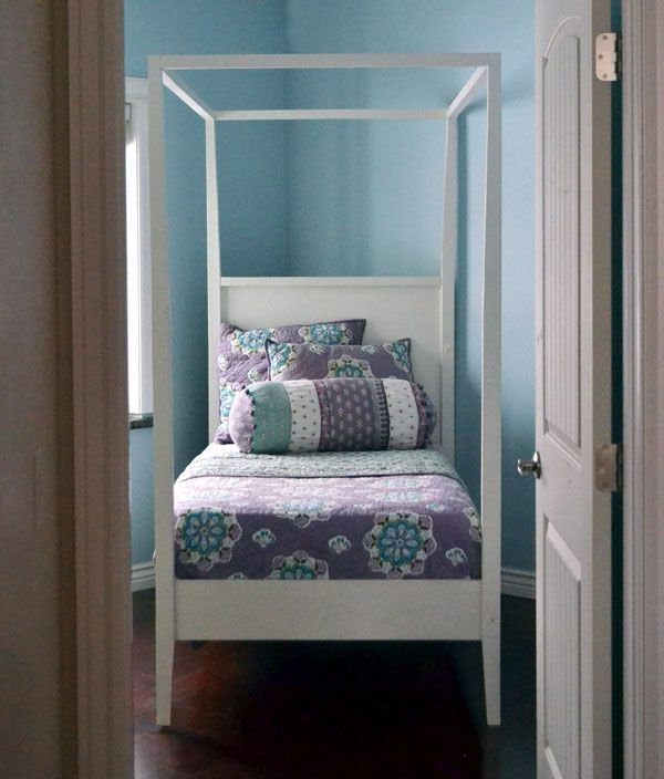 Best 25 Full Size Canopy Bed Ideas On Pinterest Canopy