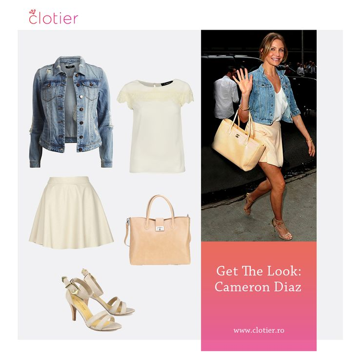 Get The Look – Cameron Diaz ‹ Clotier