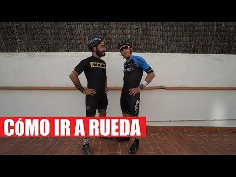 Técnica Ciclismo: ¿Cómo ir a Rueda? - Videos de Ciclismo
