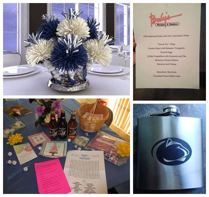 Wediquette and Parties: We Are...Getting Married- Penn State Wedding Ideas