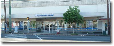 Goodwill Industries of Hawaii - Kaimuki Store - Donation Center Location - Kaimuki - Honolulu, Hawaii News