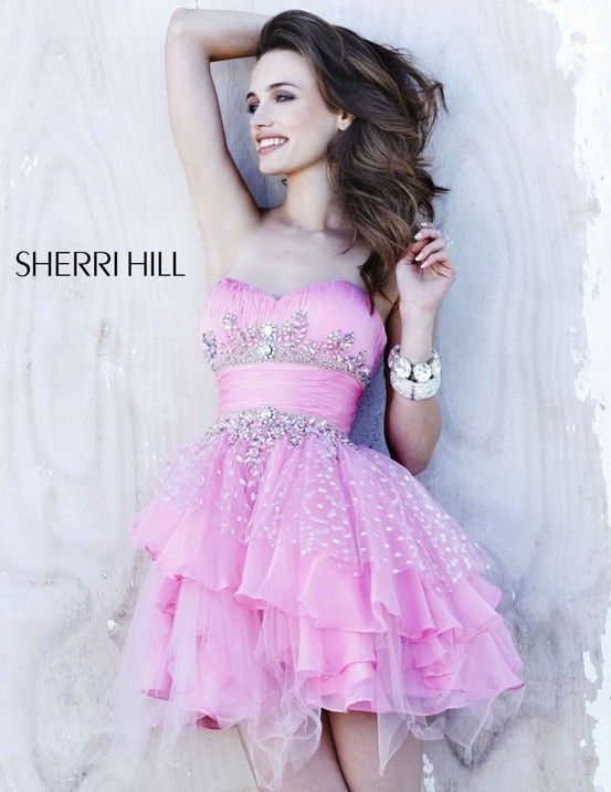 Las mejores 215 ideas de Shopping - Dresses - Sherri Hill ideas on ...