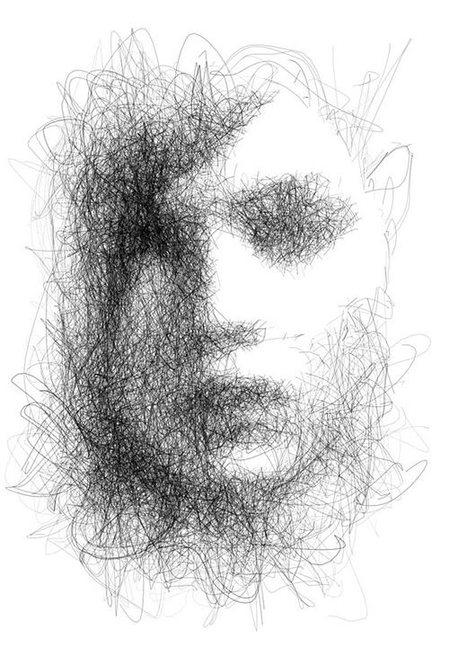 """Generative Experiments: Digital Illustrations by Sergio Albiac -- Impressive computer-generated artwork by Spanish artist Sergio Albiac. """"I create visual imagery to articulate my thoughts about the beauty, contradictions and emotion of the act of living. My work revolves around the interior worlds we create in our minds and the tensions that arise when confronted to our realities."""""""