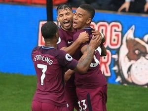 Pep Guardiola: 'Gabriel Jesus, Sergio Aguero cannot play together' #Manchester_City #Football #312302