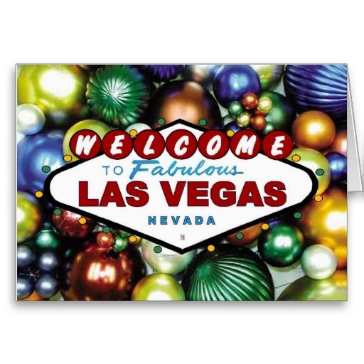 1000+ Images About Las Vegas Christmas Cards On Pinterest