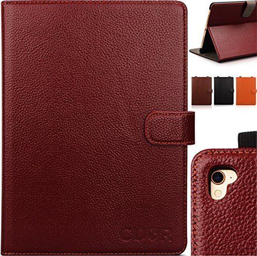 reputable site 7f2c7 f2a54 iPad Pro 9.7 Case Genuine Leather in Oxblood Red by CUVR ...…   want ...