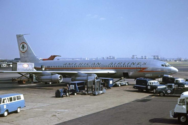 Vintage american airlines 1960s american airlines