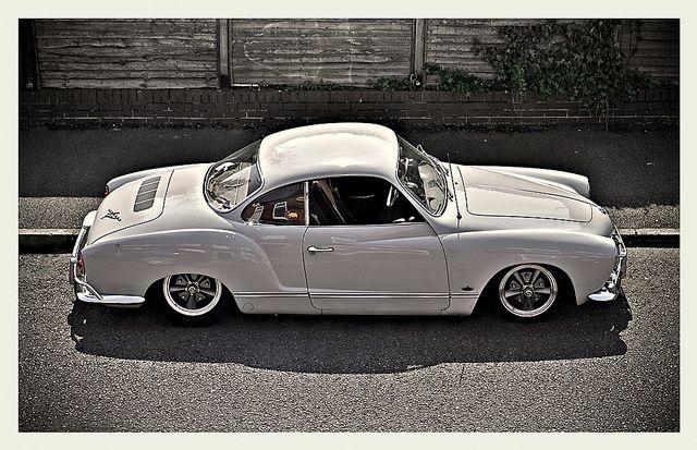 1962 Karmann Ghia...beautiful piece of moving art!