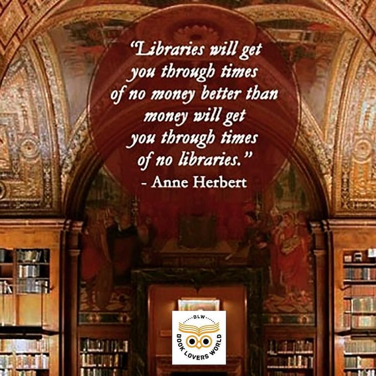 We Love our Local Library how about You?