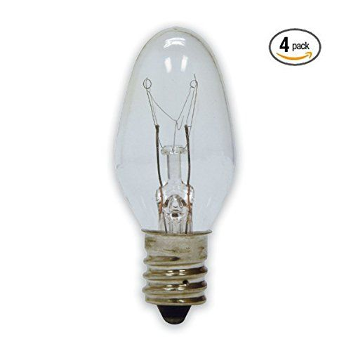 15 Watt Bulb (4-Pack) Replacement for Scentsy Plug-In Warmer, KE-15WLITE Scentsy http://www.amazon.com/dp/B0085E30LO/ref=cm_sw_r_pi_dp_H2aQub1DJW95W