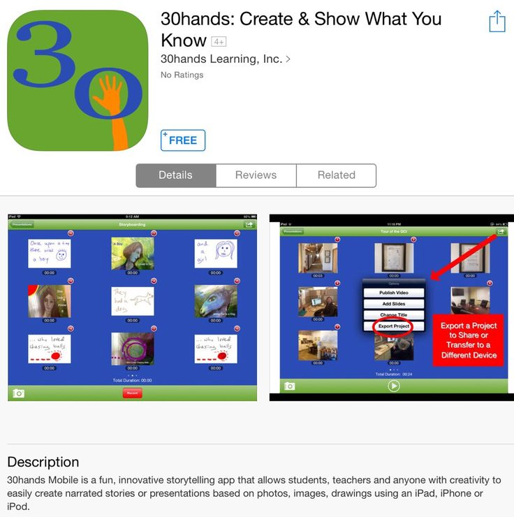 Apps & tools to support MFL & pronunciation Storytelling