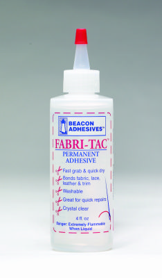 Fabri-Tac: One of the best glues ever!