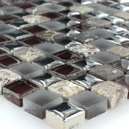 ber ideen zu glasmosaik fliesen auf pinterest. Black Bedroom Furniture Sets. Home Design Ideas