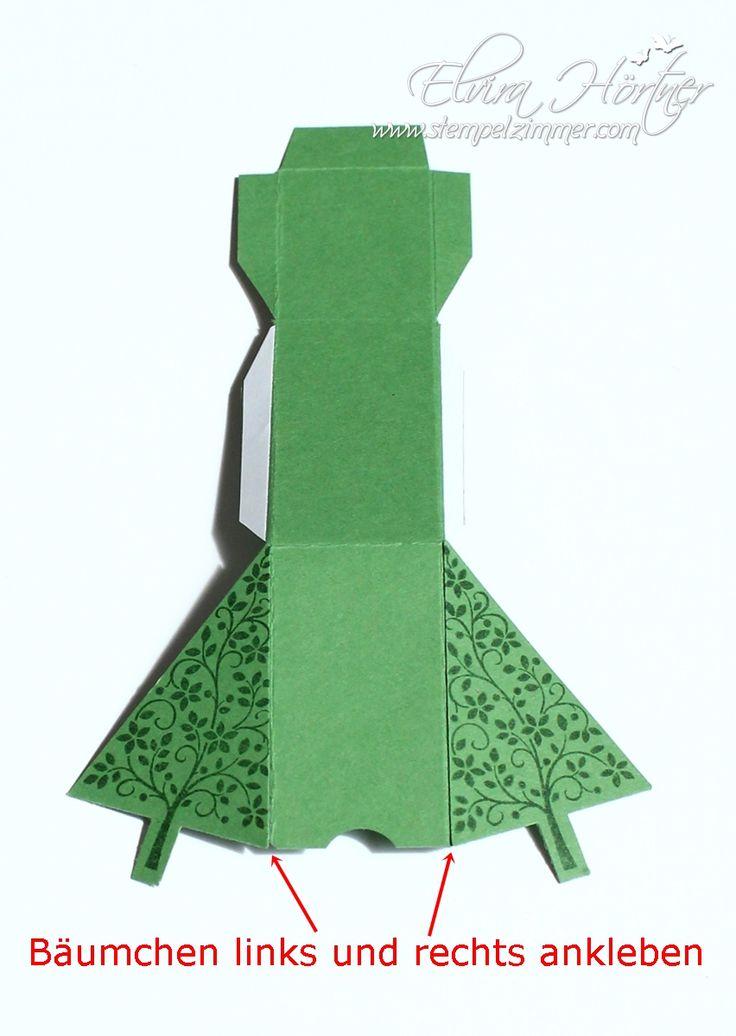 die besten 25 tannenb ume falten ideen auf pinterest basteln weihnachten falten basteln mit. Black Bedroom Furniture Sets. Home Design Ideas