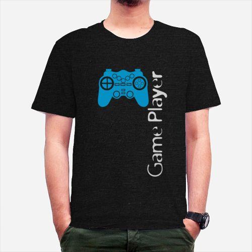 Game Player Shirt Dari Tees.co.id oleh Aemdege project
