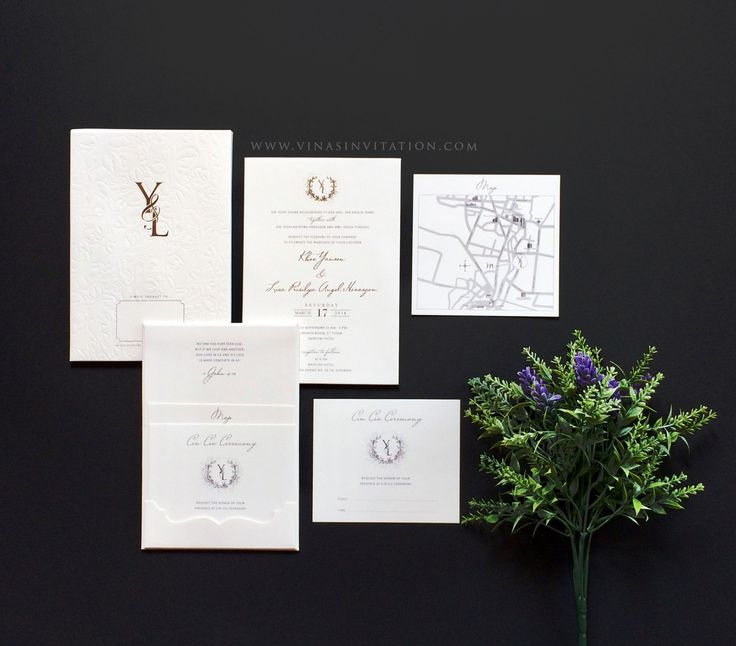 94 best Pure White images on Pinterest Bridal invitations, Classic - wedding invitation design surabaya