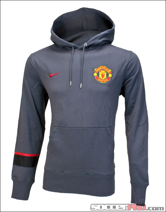 Nike Manchester United Core Hoody - Dark Grey...$59.99
