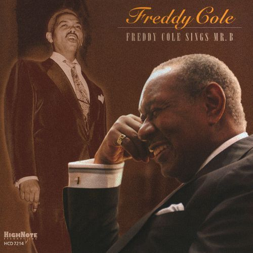 Freddy Cole Sings Mr. B [CD]