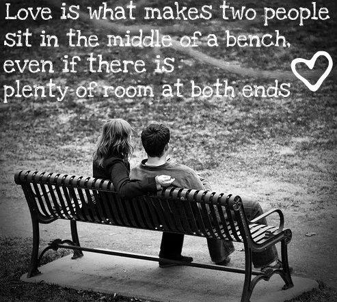 just enjoying the romance~~