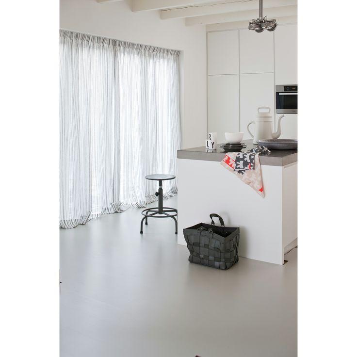 20170409 100009 kiezel badkamer vloer - Badkamer betegelde vloer ...