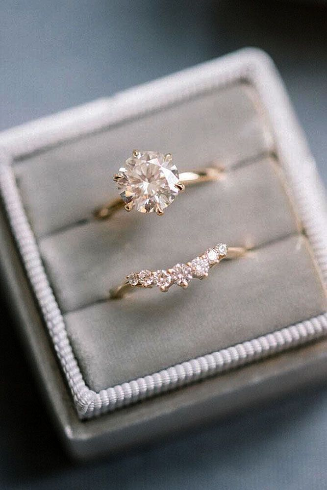21 Perfect Solitaire Engagement Rings For Women Wedding Ring