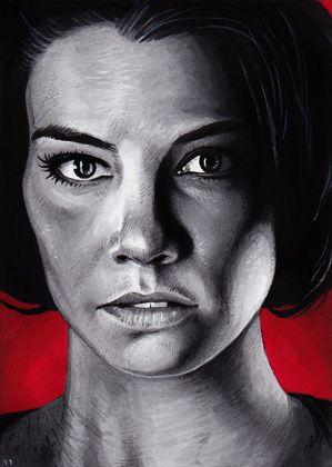 Maggie Greene by Trev Murphy