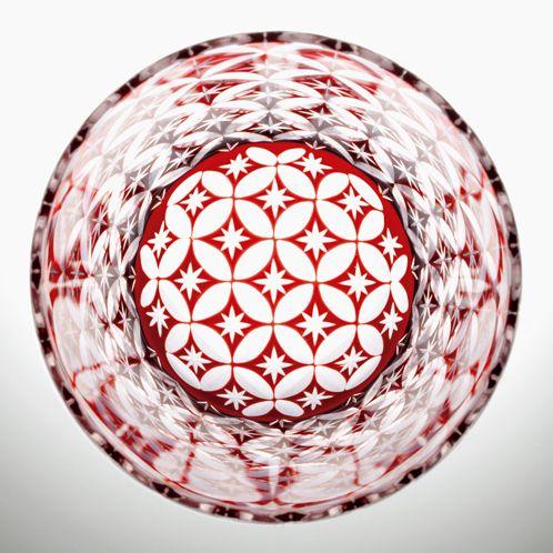 Edo-Kiriko江戸切子 cut glass