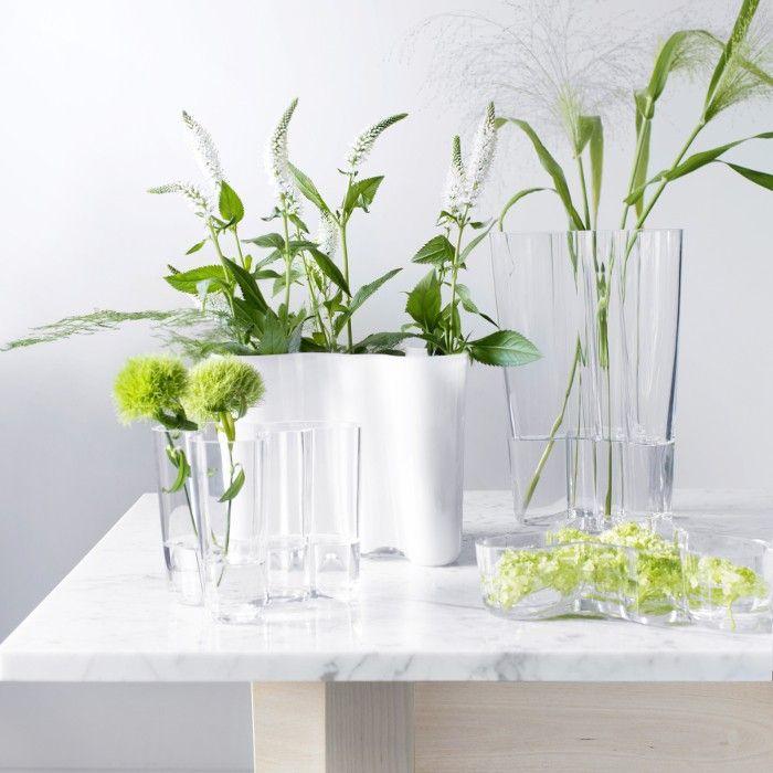 Iittala Alvar Aalto Savoy Vase