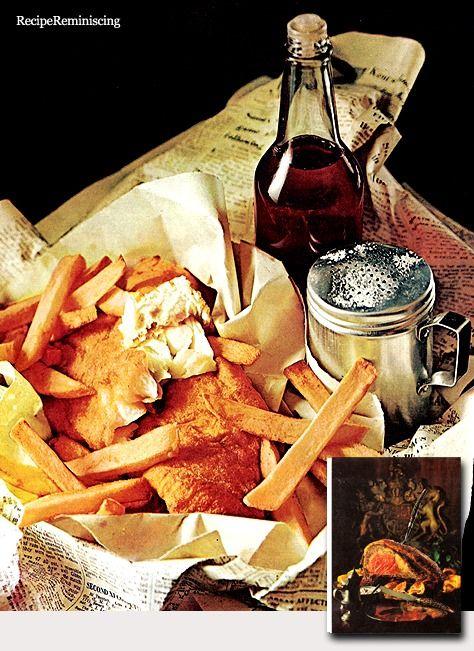Fish and Chips / Fisk og Pommes Frites
