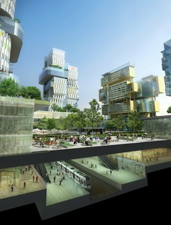 Keppel Corporation - Sino-Singapore Tianjin Eco-City is ready for investors