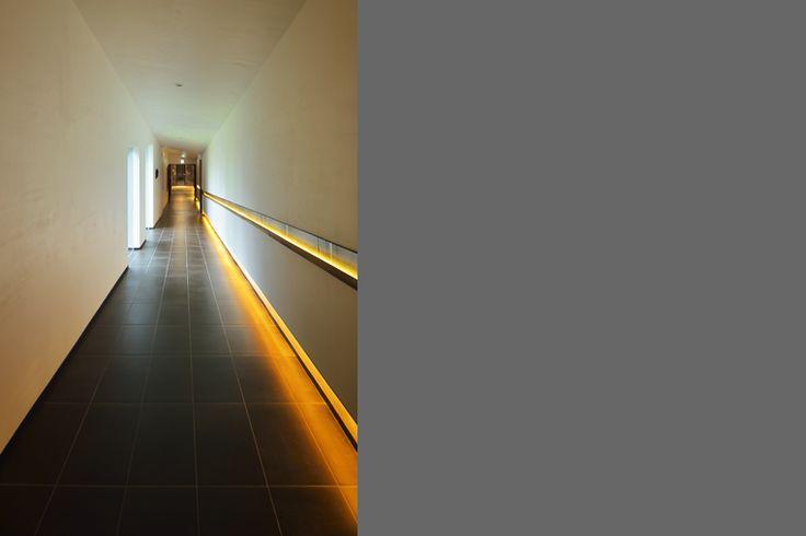 Corridor || Zaborin 坐忘林 | Architect: nA Nakayama Architects | Photographer: Ken Goshima