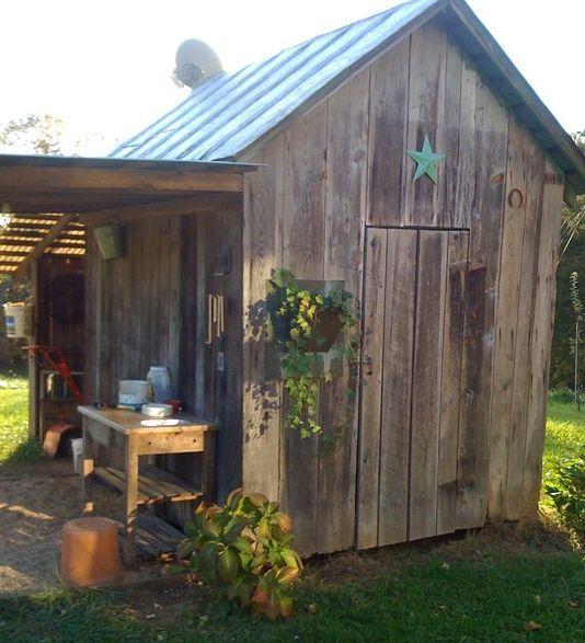 Abrigos De Jardinagem!por Depósito Santa Mariah