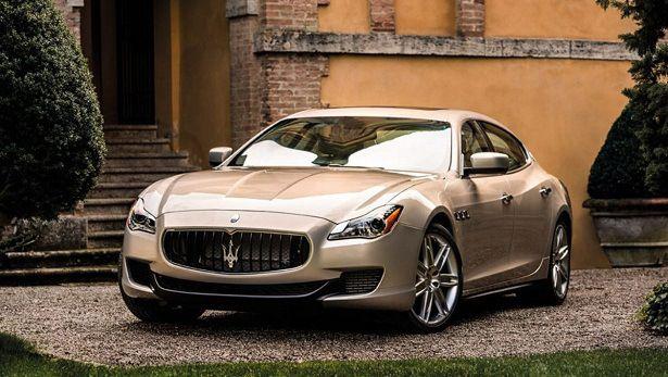 2016 Maserati Quattroporte earnhardtmaserati.com