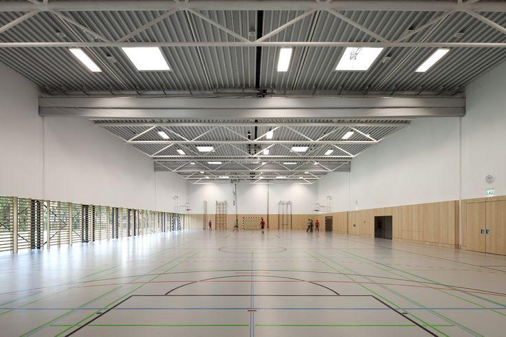 Gallery - Bundesgymnasium Gainfarn - Bad Vöslau / Franz Architekten - 3