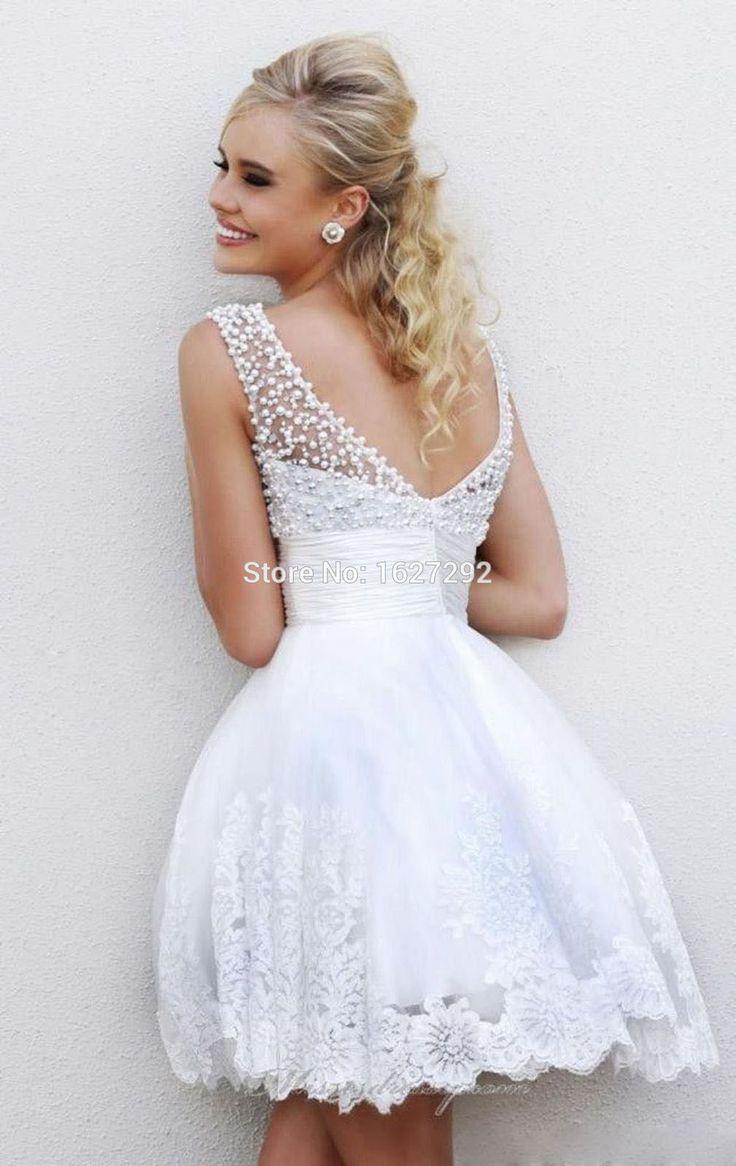 Wedding dresses for athletic figures   best Laurenus Wedding images on Pinterest  Homecoming dresses
