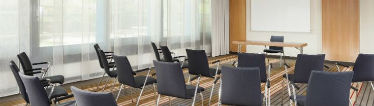 One of four conference rooms of the Four Points by Sheraton Munich Central. #FourPoints #Munich #Hotel