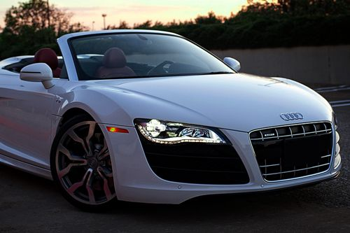 johnny-escobar:    Audi R8 Spyder