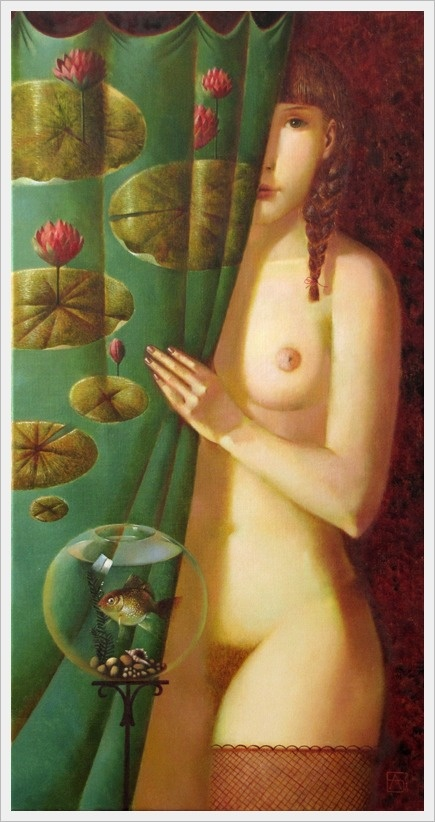 by Anna Berezovskaya