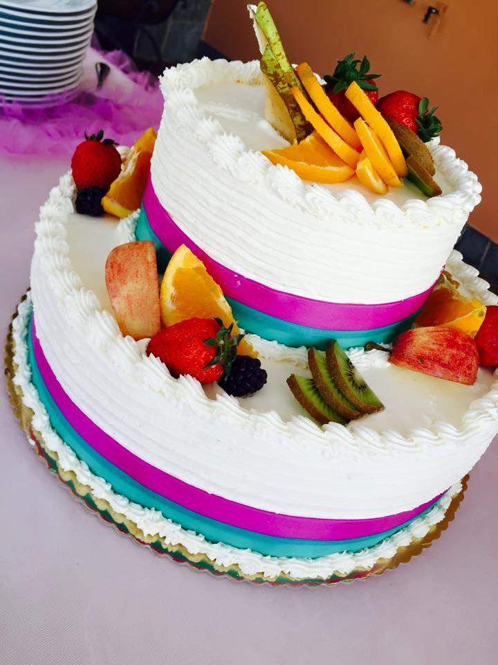cake frutta estiva