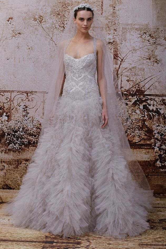 Trendy Wedding Dresses  :    Stunning Monique Lhuillier Wedding Dress Collection FW 2014 Monique Lhuillier  - #Dress https://youfashion.net/wedding/dress/trendy-wedding-dresses-stunning-monique-lhuillier-wedding-dress-collection-fw-2014-monique-lhuillier/