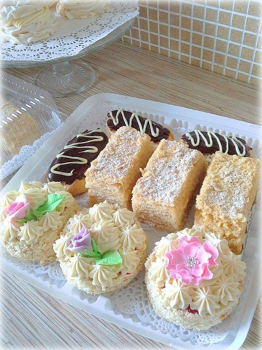 Заказать пирожные +(921)947-30-26