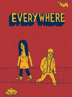 Everywhere is where young adults find elsewhere. With exciting new work from Julia Donaldson, Michael Morpurgo, John Fardell and David Almond, Everywhere bends the rules and lets imagination run wild through stories, comic strips and poetry.