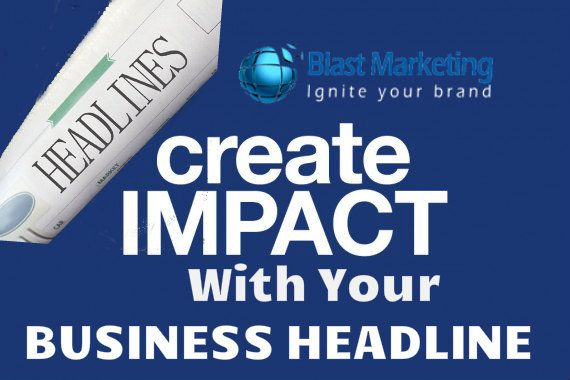 A proper headline engenders many benefits in the long run like improvements of gross Sales Folio Page headlines business communication and obtaining a more effective feedback.