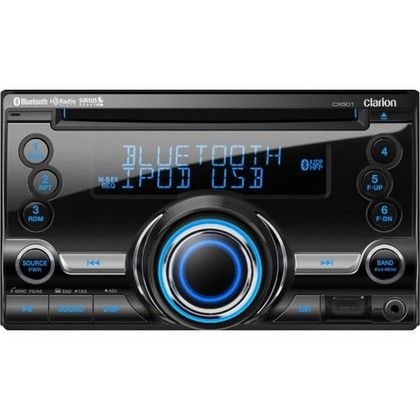 19972001 Honda Crv Clarion 2Din Bluetooth CD/USB/MP3