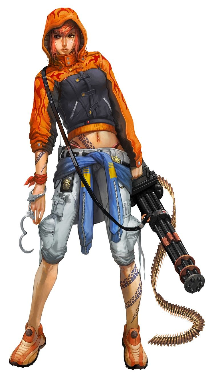 Nora s character