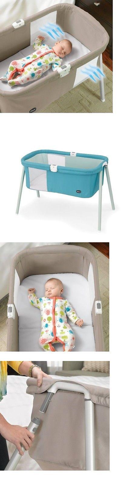 Baby Co Sleepers 121152 Bassinet Crib Portable Infant Newborn Child Folding Lightheight Furniture