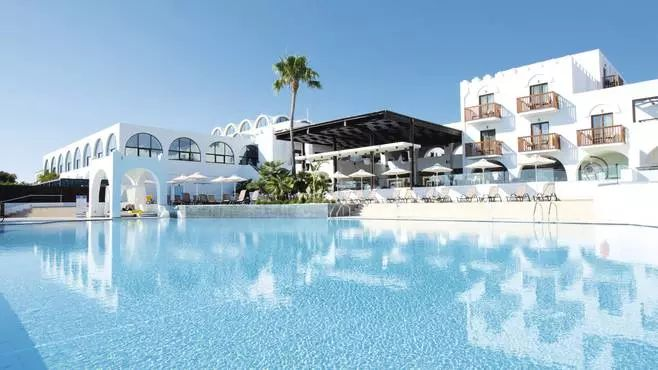 Stay at the TUI SENSIMAR Oceanis Beach & Spa Resort on your holiday. With a Thomson package holiday we do all the hard work so you don't have to. Book now.